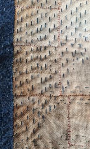 flood stitch